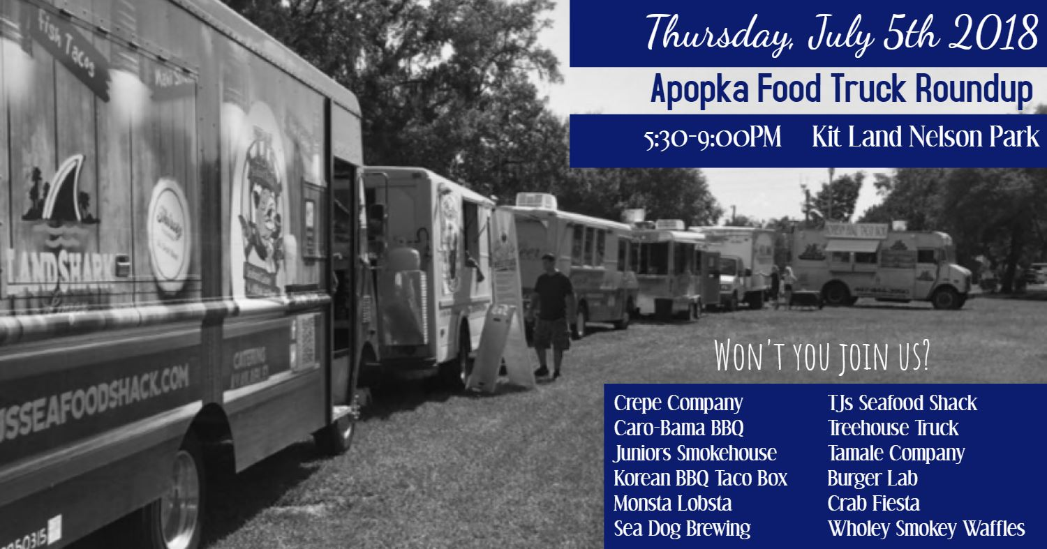July 5th Food truck event image