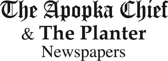 Apopka Chief and The Planter logo
